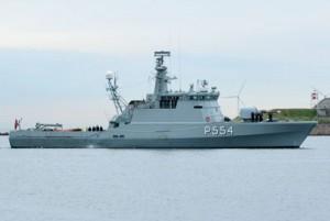 Standard Flex 300 Patrol Vessel